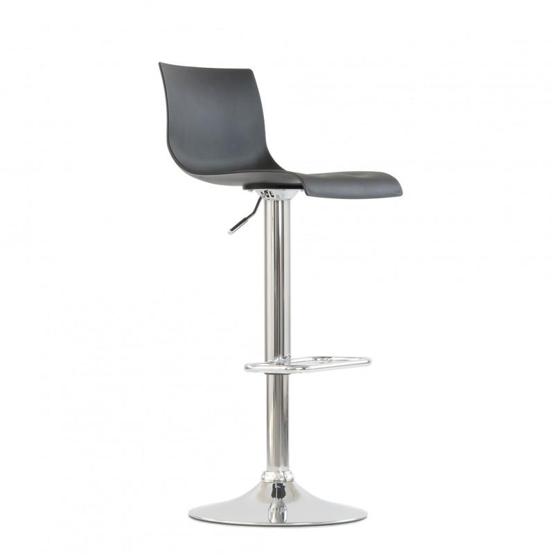 Барный стул Barneo N-262 Bras черный