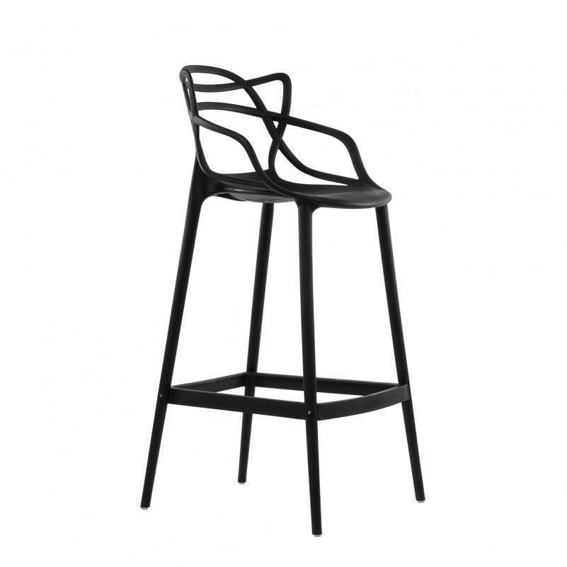 Барный стул Barneo N-235 Masters, черный
