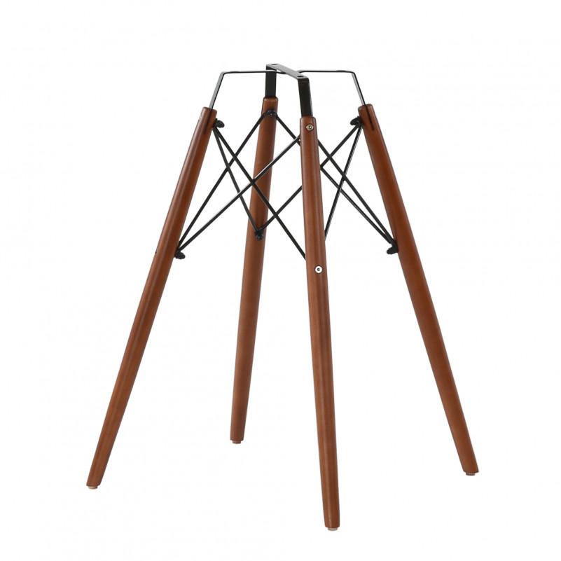 Каркас стула N-11 дерево, цвет светло-коричневый, с набором крепежа