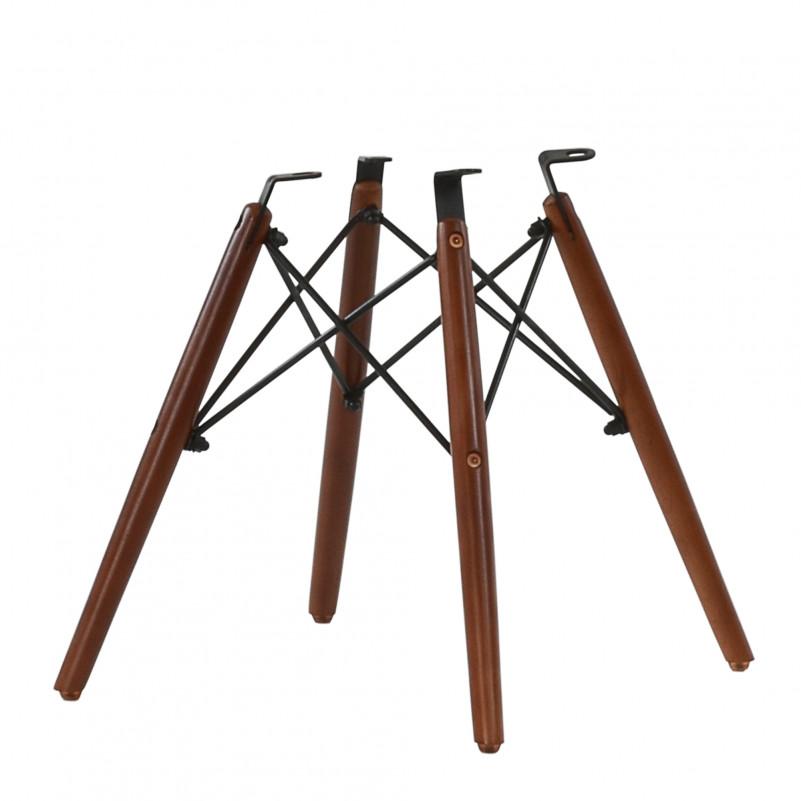Каркас стула N-12 (N-14) дерево с набором крепежа, светло-коричневый
