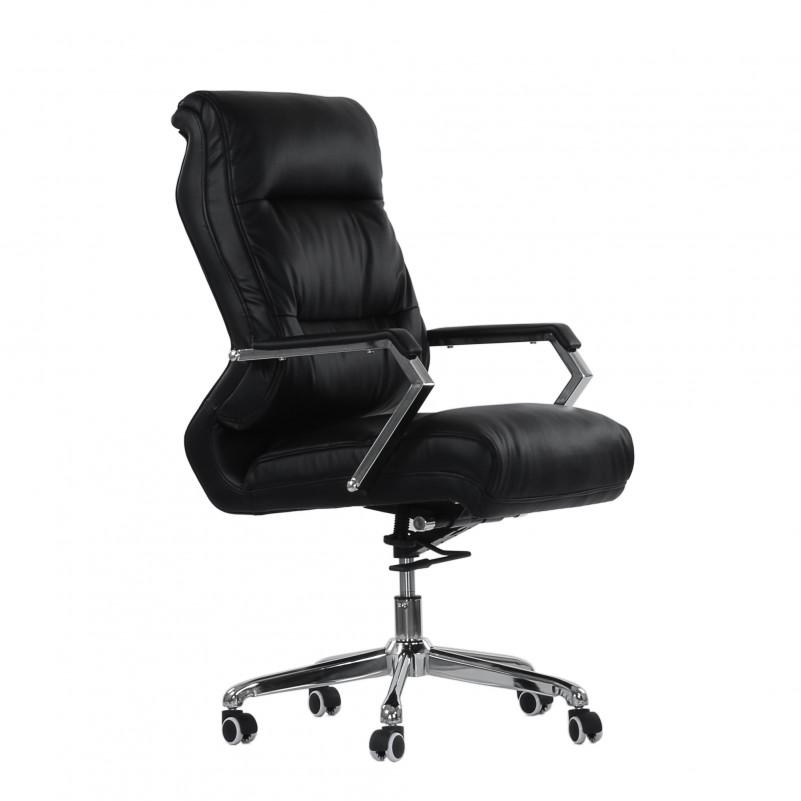 Кресло Barneo K-18 для руководителя черный