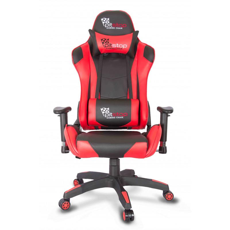 Кресло College CLG-801LXH Red
