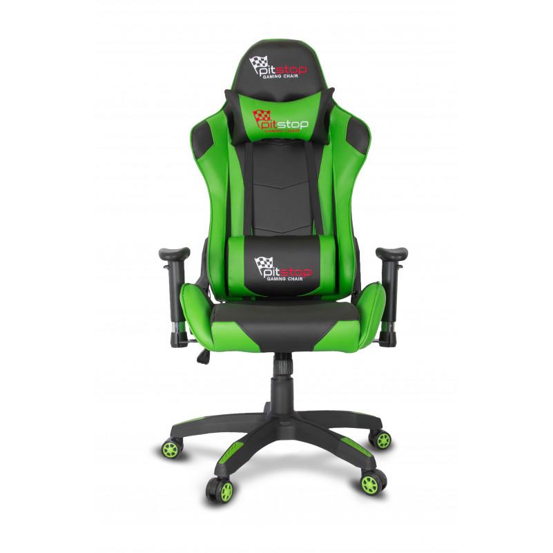 Кресло College CLG-801LXH Green