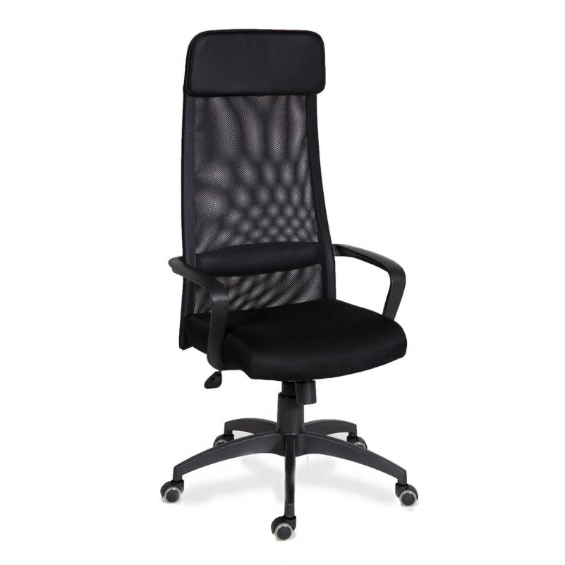 Кресло для руководителя МГ-17 ПАУК - сетка черная