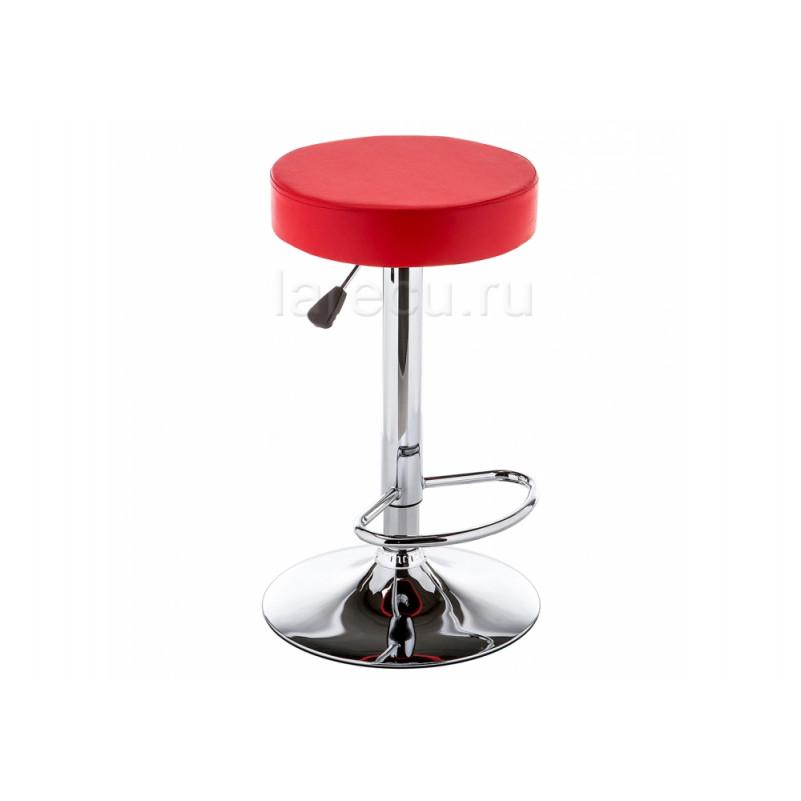 Барный стул Logo красный