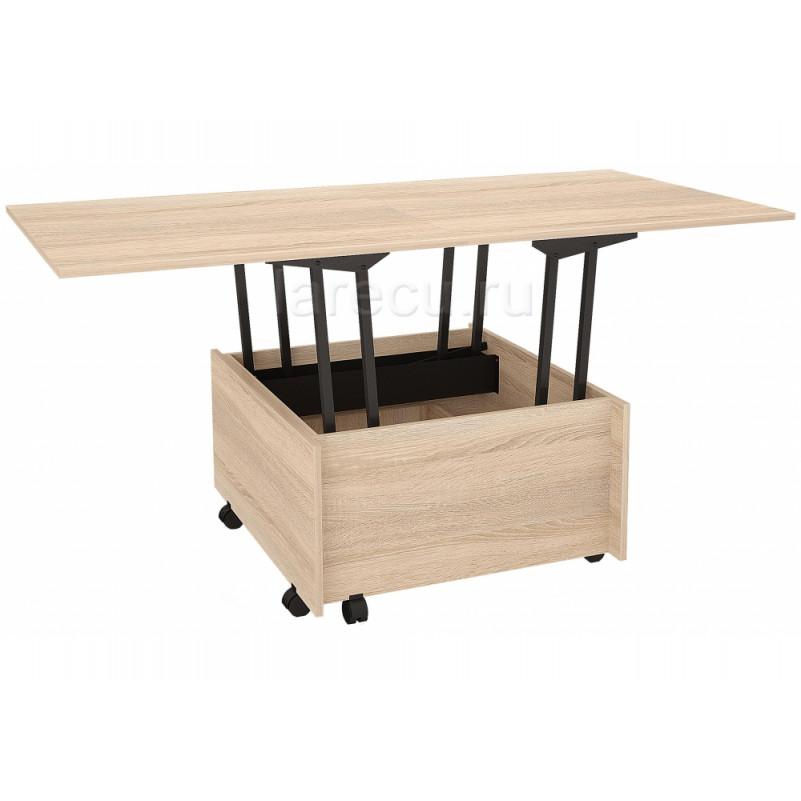 Журнальный стол Трансформер сонома