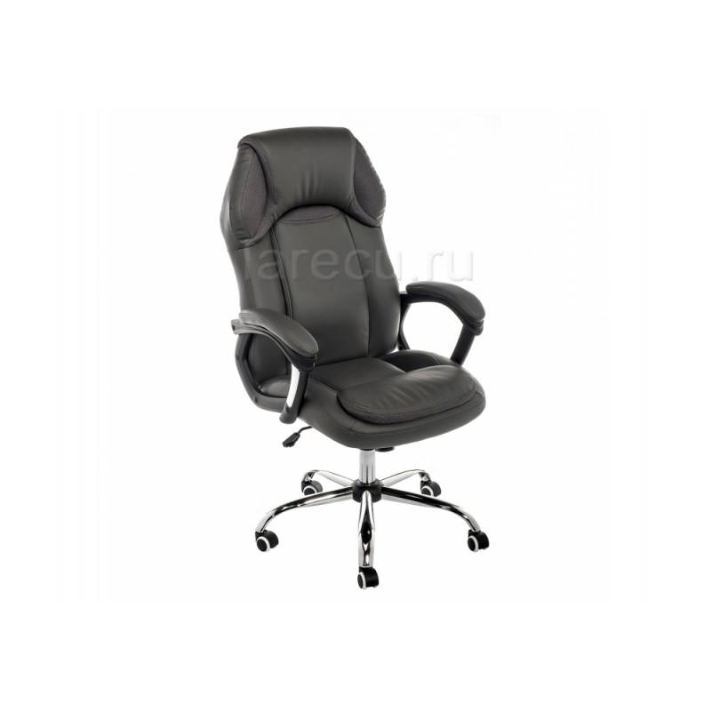 Компьютерное кресло Kim темно-серое