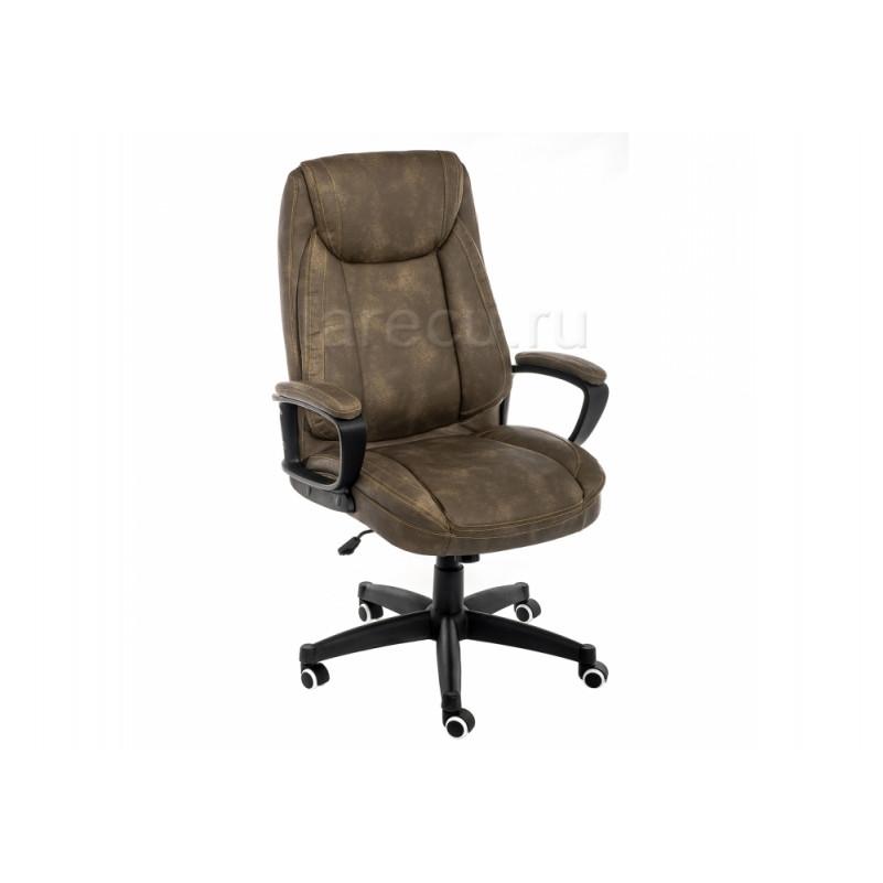 Компьютерное кресло Leo коричневое