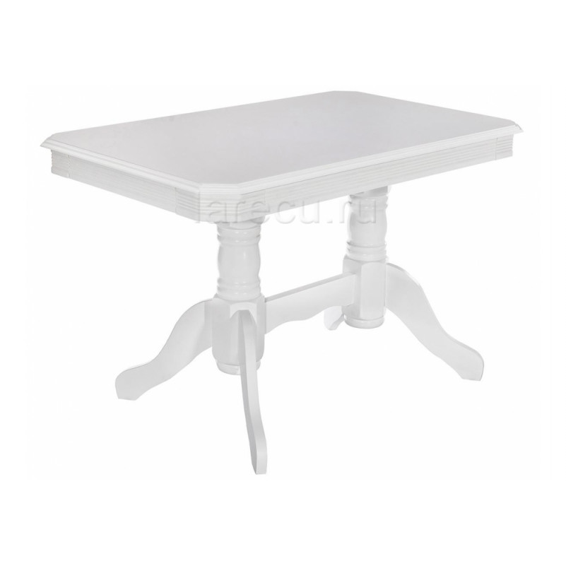 Стол деревянный Verona white
