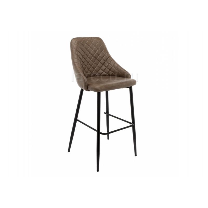 Барный стул Rumba серый