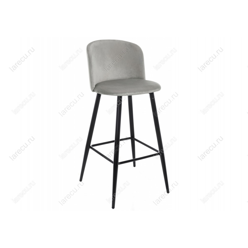 Барный стул Lidor светло-серый
