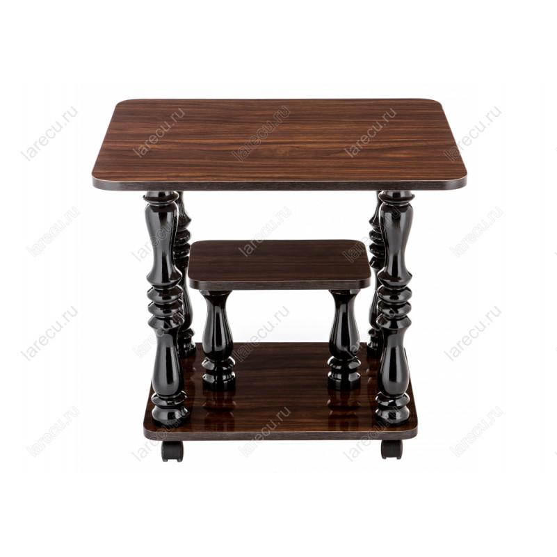 Журнальный стол Амори темное дерево