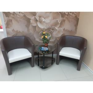 Мягкое кресло для клиента