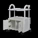 Косметологический столик МД-103 белый