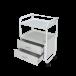 Косметологический столик МД-106 белый