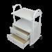 Косметологический столик МД-105 белый