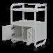 Косметологический столик МД-104 белый