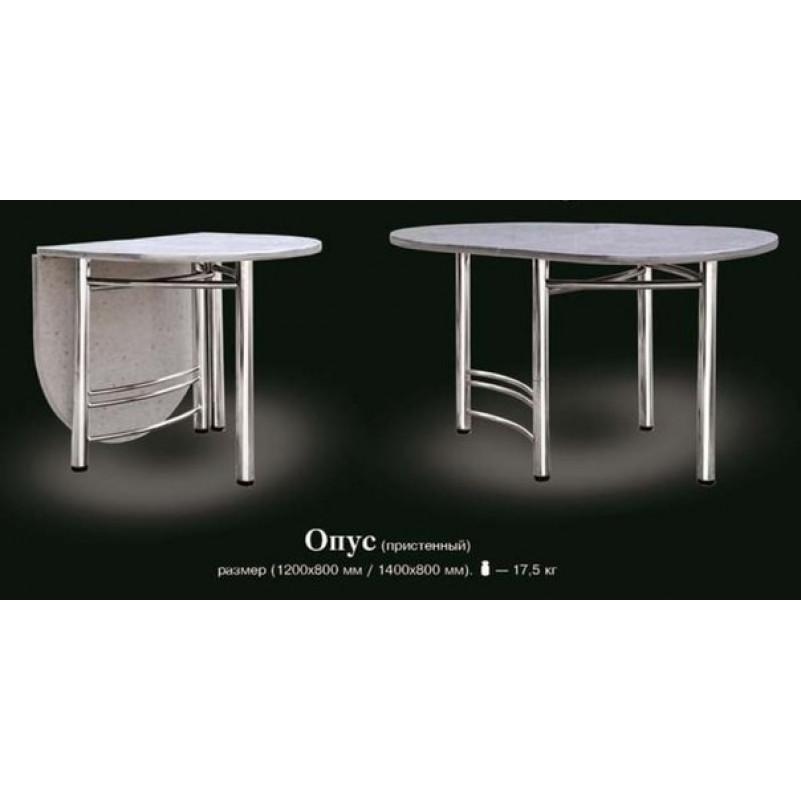 Стол пристенный «ОПУС» (полукруг)