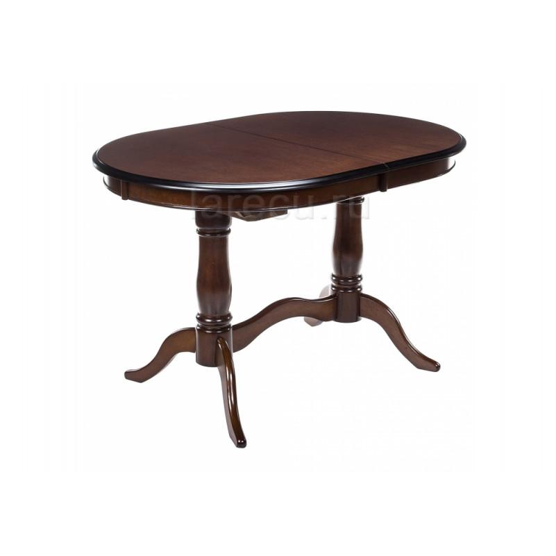 Деревянный стол Eva тобакко