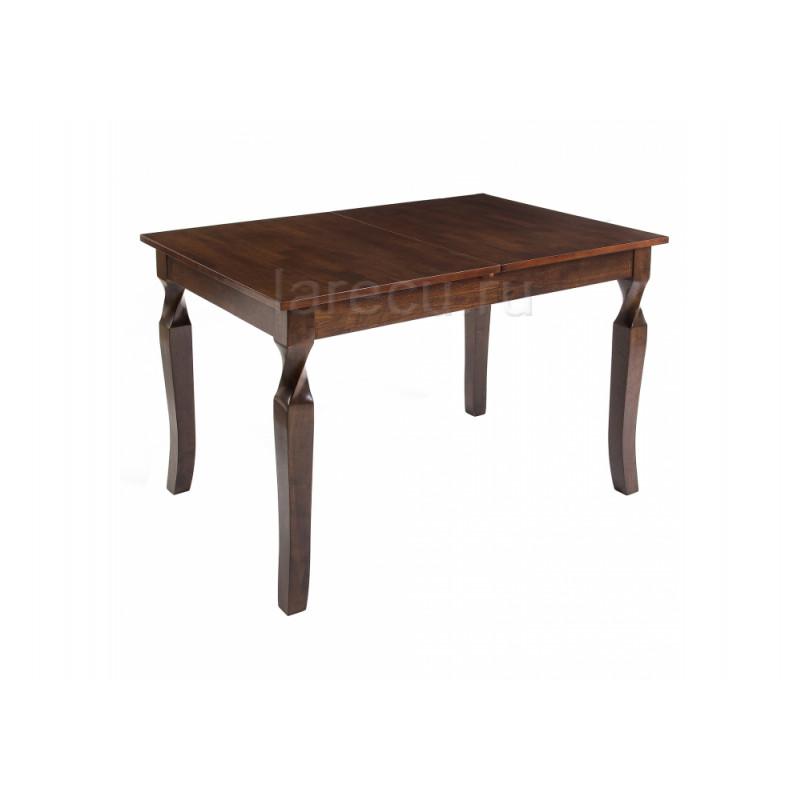 Деревянный стол Indi cappuccino