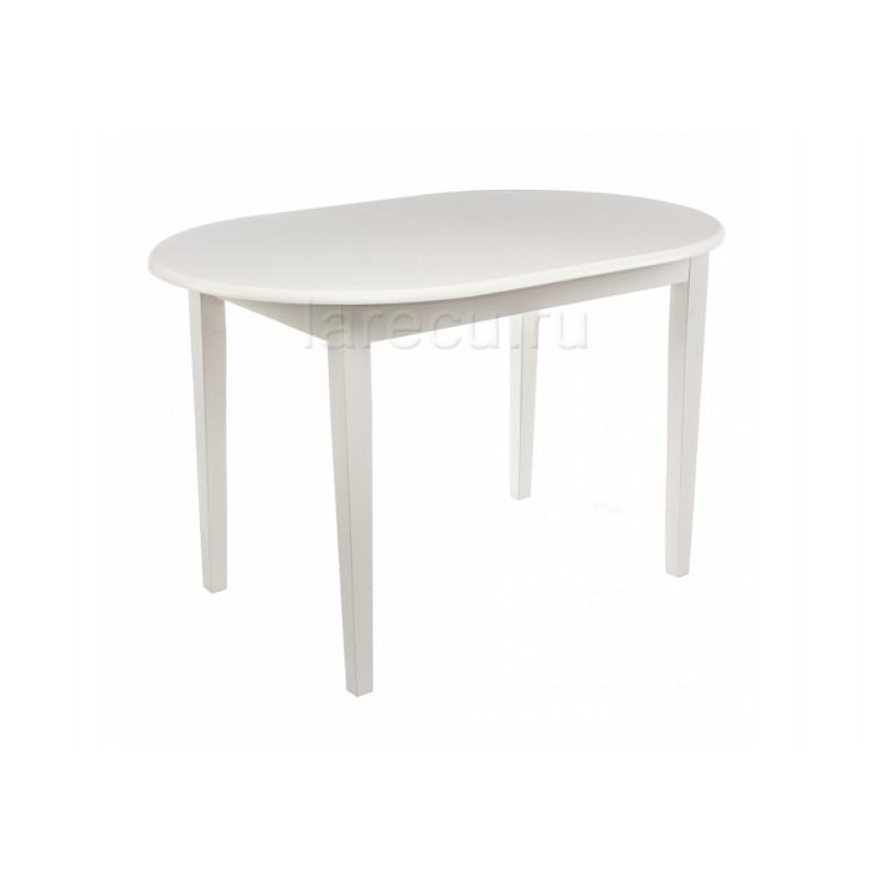 Деревянный стол Lugano butter white