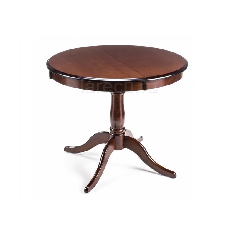 Деревянный стол Sirena tobacco