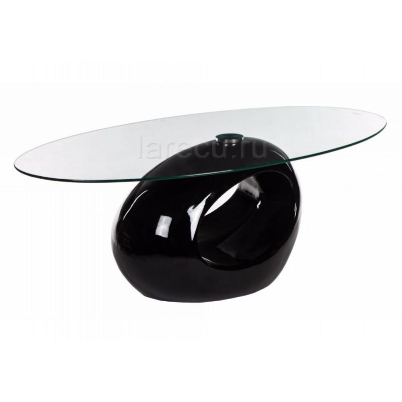 Стол стеклянный CT4-120 черный