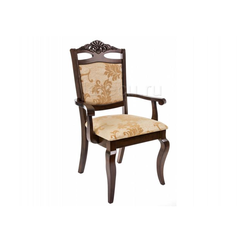 Деревянное кресло Demer cappuccino A2