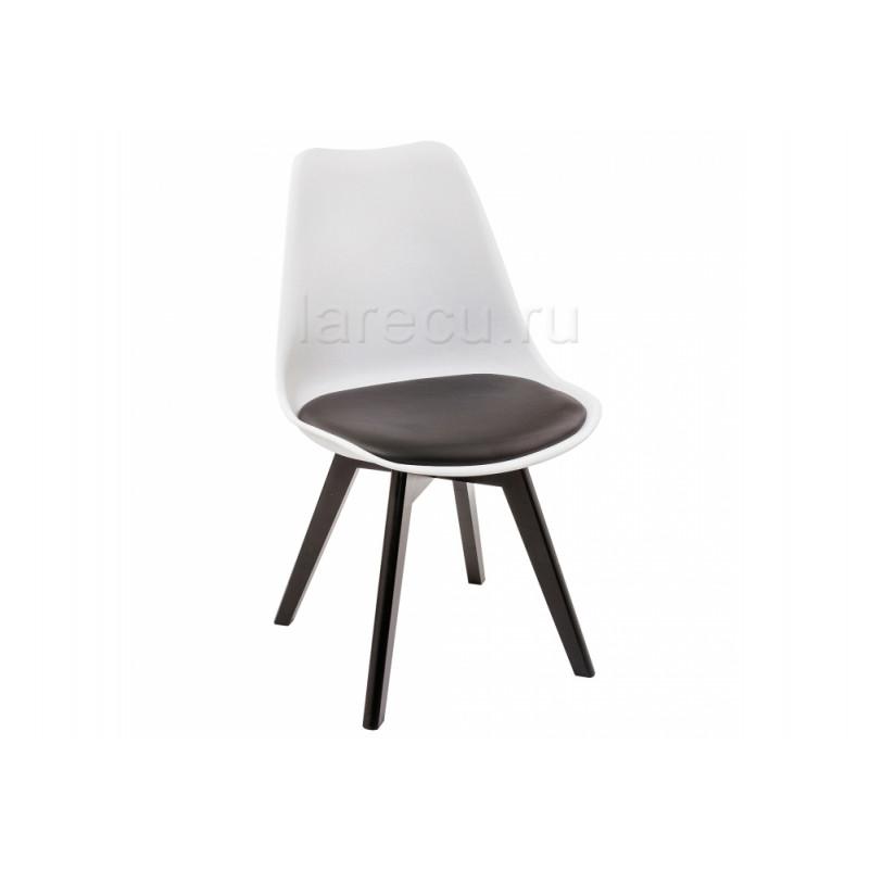Деревянный стул Bon белый