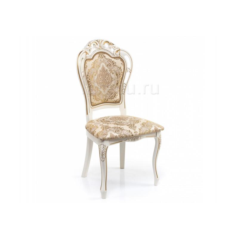 Деревянный стул Bronte молочный