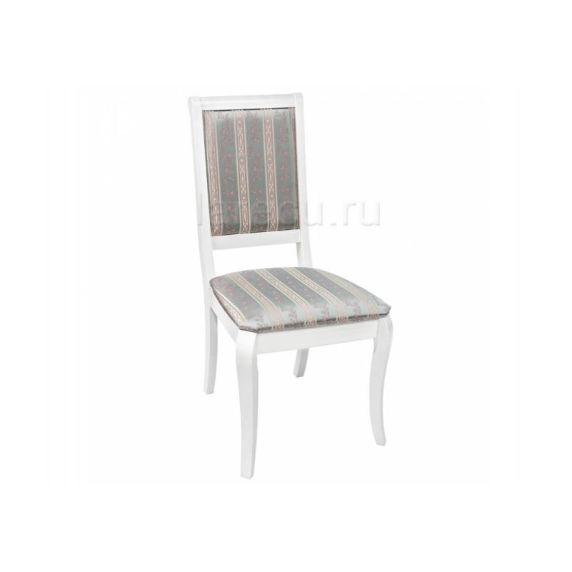 Деревянный стул Dio pure white