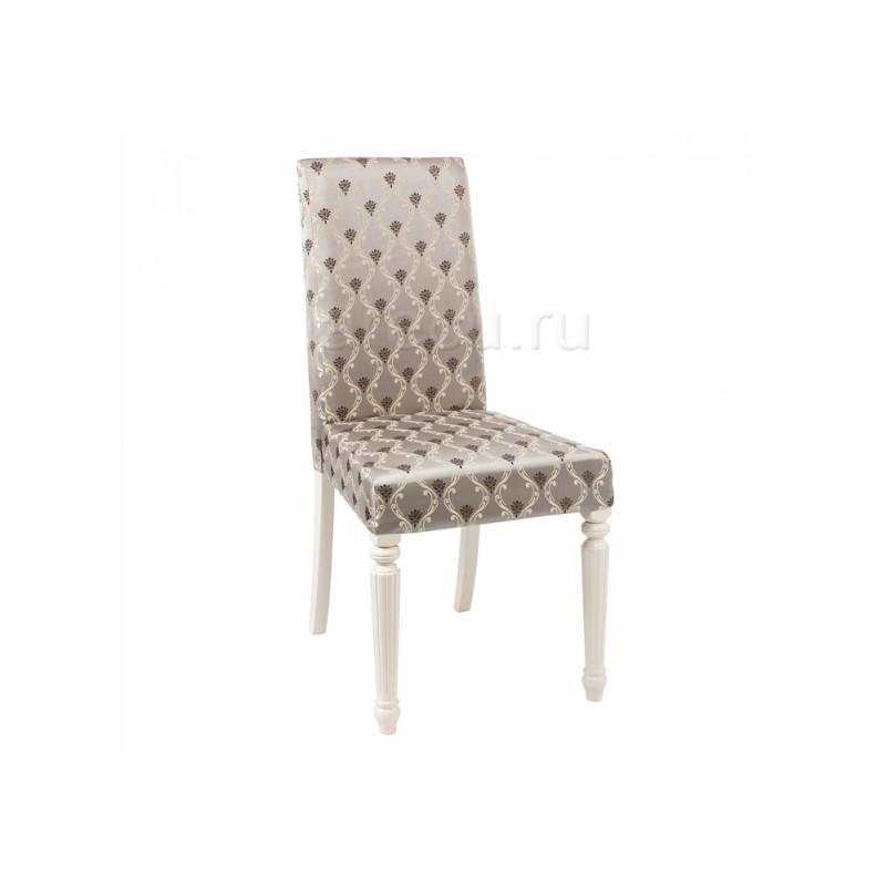 Деревянный стул Elle butter white