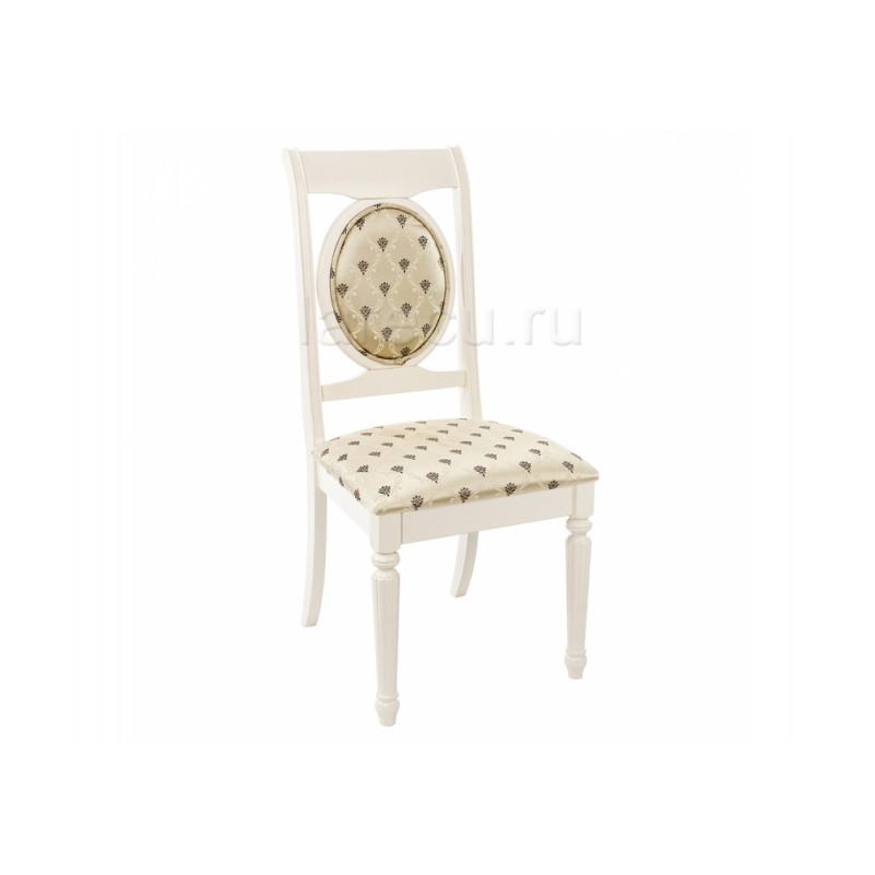 Деревянный стул Lemberg butter white