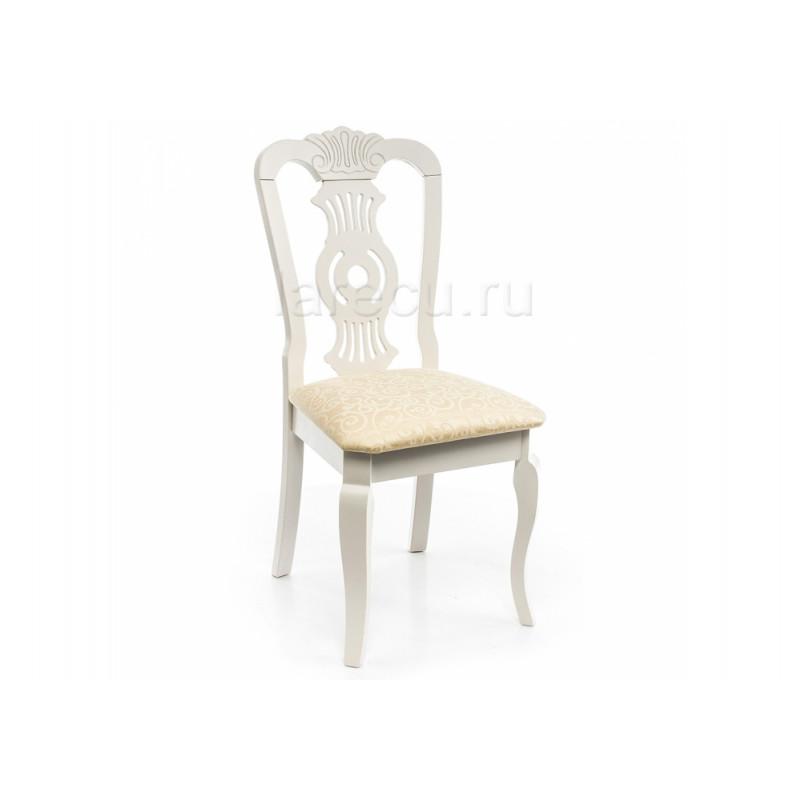 Деревянный стул Lomar butter milk