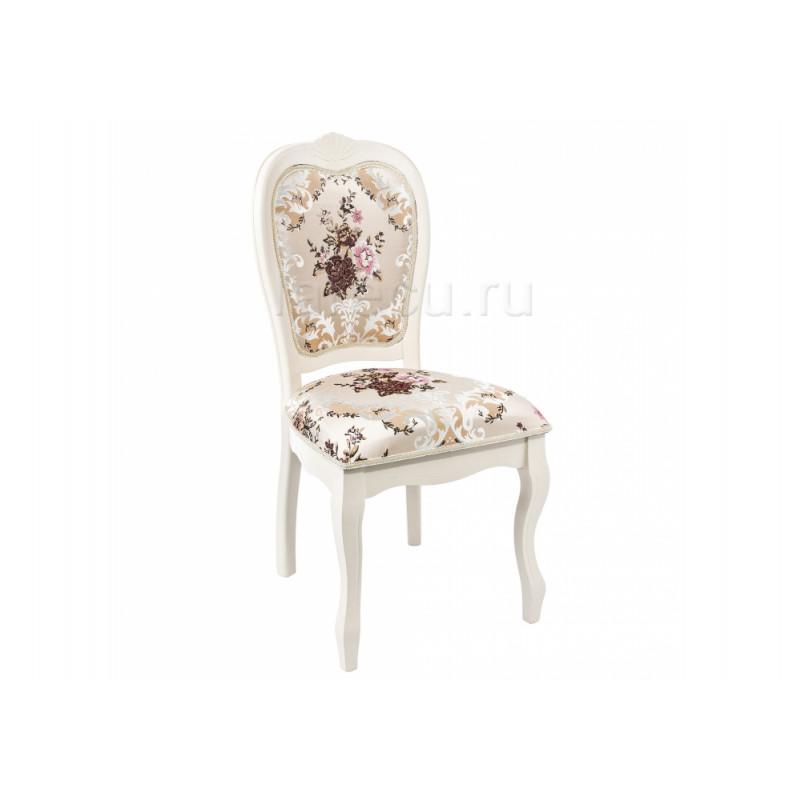 Деревянный стул Prinsvang butter white