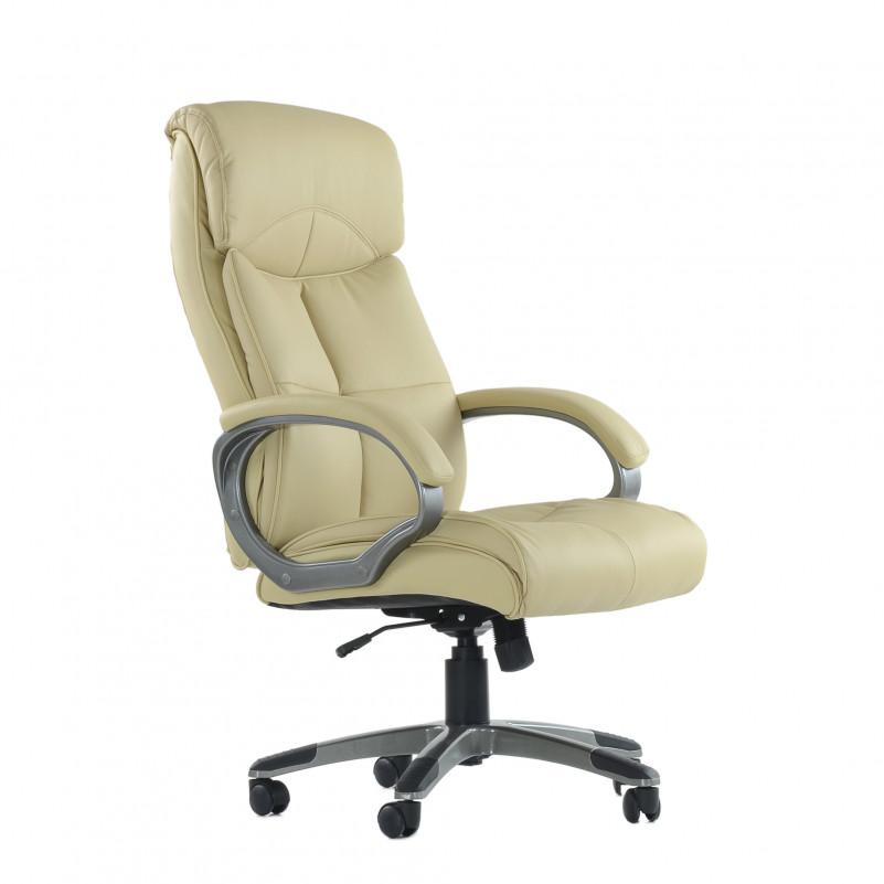Кресло Barneo K-19 - PU бежевая