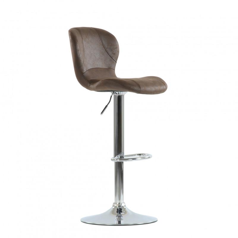 Барный стул Barneo N-86 Time / Black Vintage - VPU коричневый винтаж PK970-18