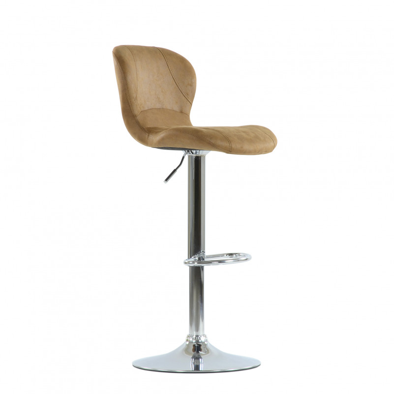 Барный стул Barneo N-86 Time / Black Vintage - VPU рыжий винтаж PK970-5