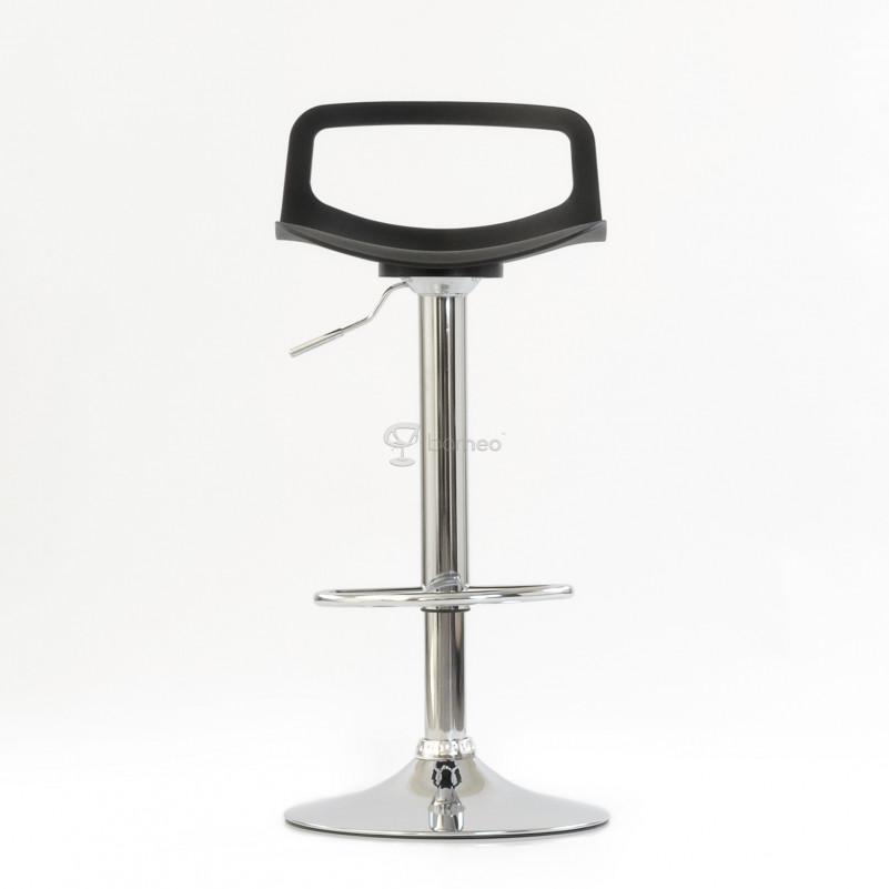 Барный стул Barneo N-263 Rufo - PP черный