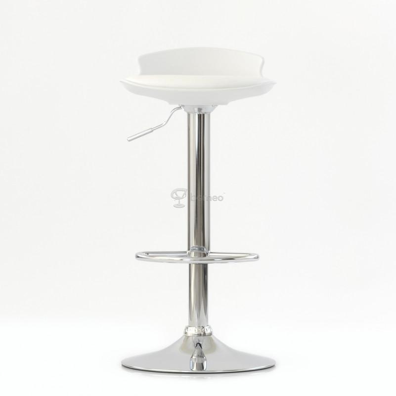 Барный стул Barneo N-264 - белый