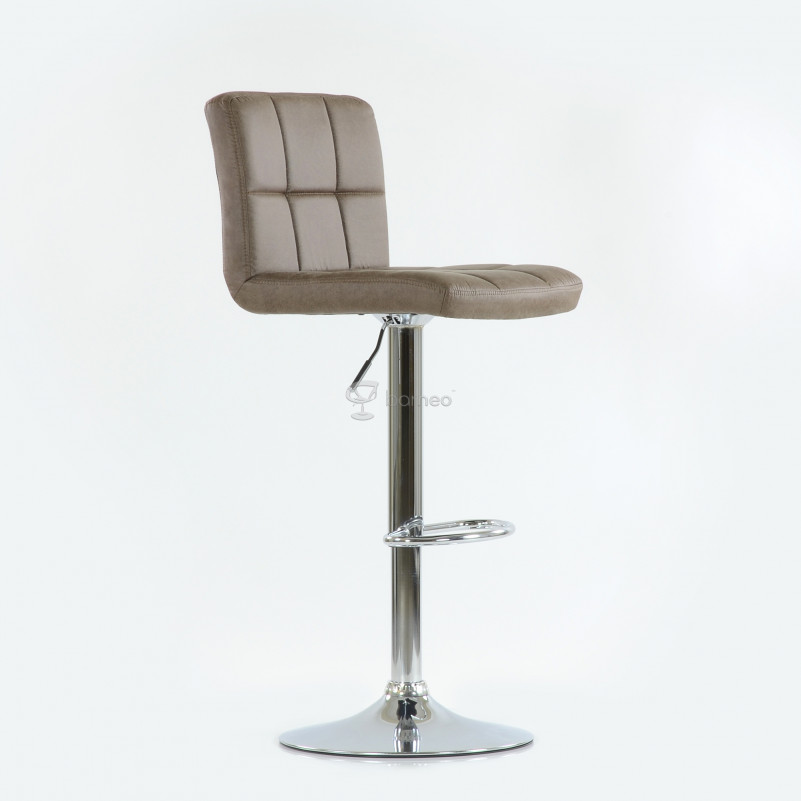 Барный стул Barneo N-47 Twofold - FPU коричневый 510-21С