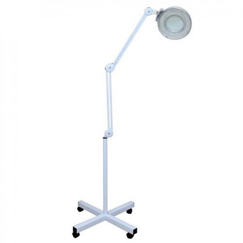 Лампа-лупа LED на штативе 382