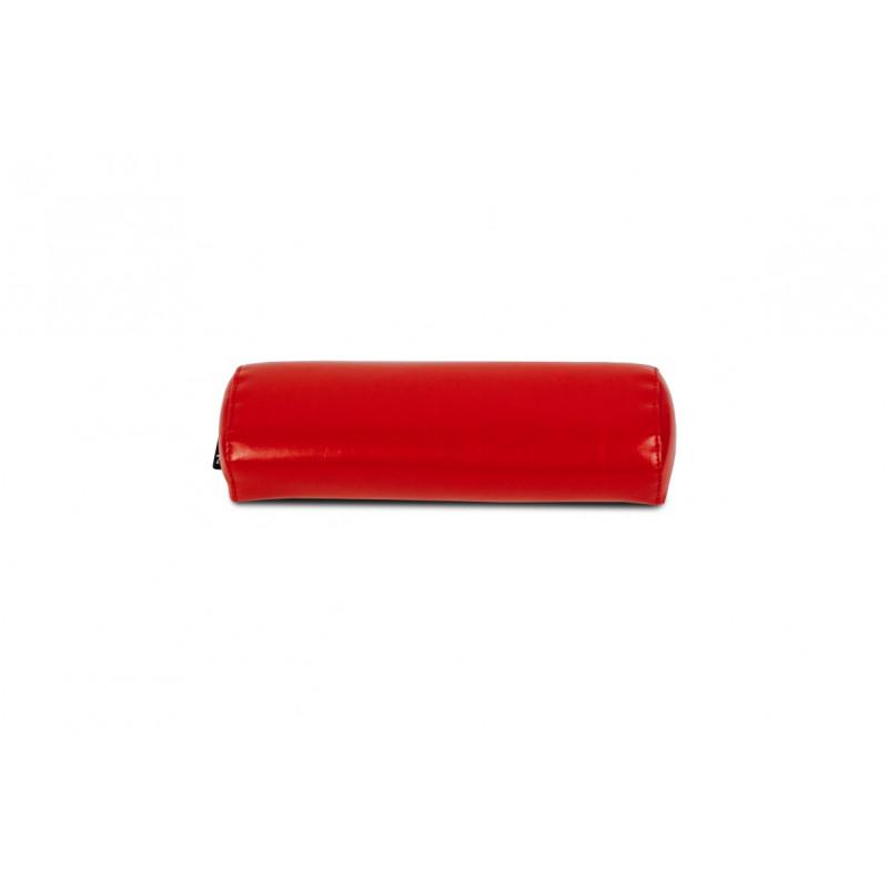 Валик для маникюра Max. Цвет: красный. ДхШхВ 30х10х6см