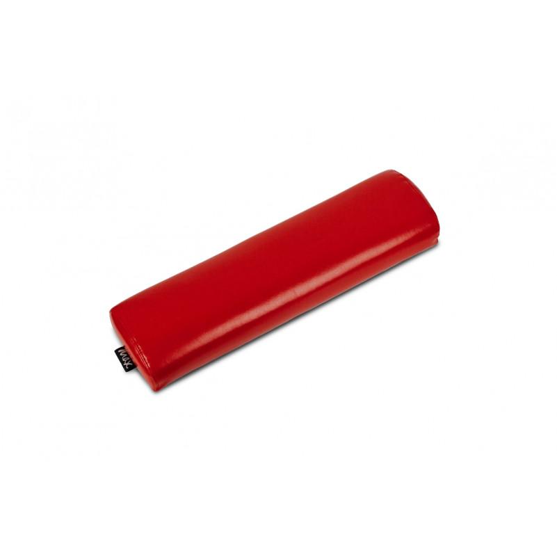 Валик для маникюра Max Long (удлинённый). Цвет: красный. ДхШхВ 45х13х6см